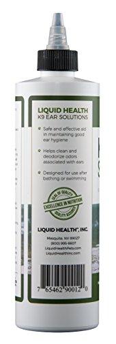 Liquid Health For Animals K9 Ear Solutions 12 oz Liquid by Liquid Health (Image #2)