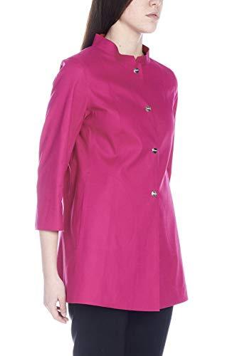 Fuchsia Coton Femme Gc0237d131704955 Herno Veste zPTpxw