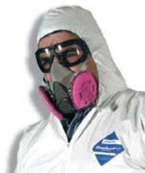 ERB Safety 13532 ''To Be Used With Full Facepieces 6700, 6800,& 6900 6191 Half Mask Small W/2091 P100 Filters
