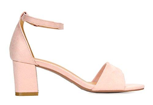 03 Women's PAIRS Sandals Heel pink DREAM Duchess q7XPwzgBB