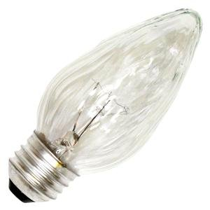 GE 18896 - 40FM F15 Decor Flame Tip Light Bulb
