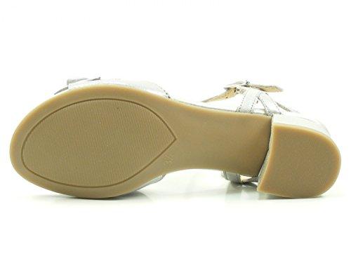 Caprice 9-28202-20 Womens Sandals Silber ZLstqB