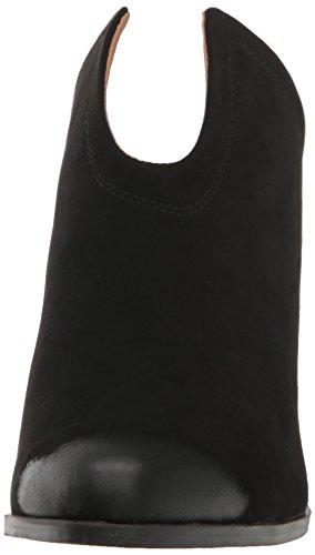 Qupid Womens Prenton-01 Mule Black