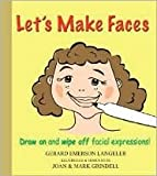 img - for Let's Make Faces book / textbook / text book