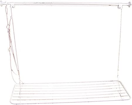 EBTOOLS Tendedero de Techo Elevable Retr/áctil 3 Capas Estante de Ropa Montado en la Pared para Interiores Percha Perchero de Secado Levantable Multifuncional Lavander/ía Casa