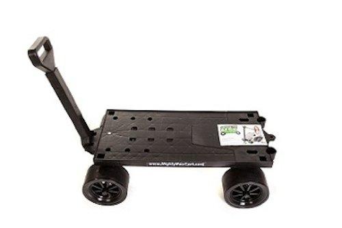 Flatbed Cart Garden (Mighty Max Cart Flatbed Yard Cart, 400 Lb Capacity)