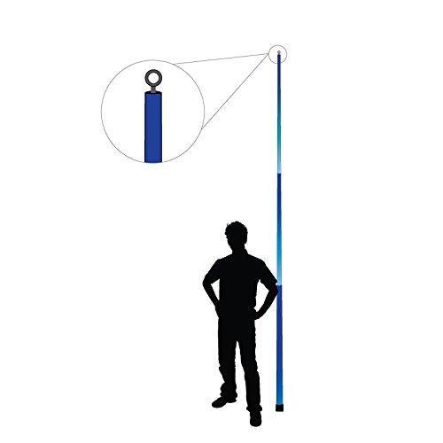 In the Breeze Heavy Duty Telescoping Pole - 10-Foot by In the Breeze (Image #2)