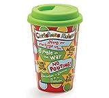 Christmas Messages Travel Mug- Ceramic To Go Cup
