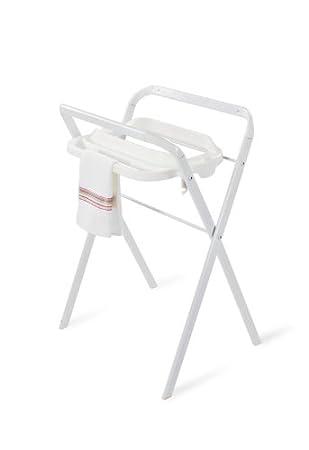 Hoppop Stato Bath Stand White Amazon Co Uk Baby