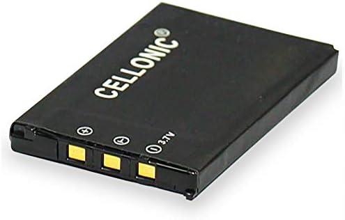 Repuesto premium batería batería para Casio np-60 Exilim ex-z20 ex-Z 20