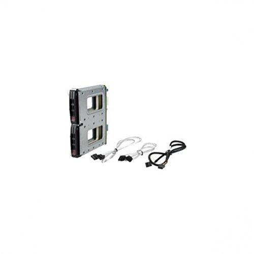 (Supermicro MCP-220-84610-0N 12G Rear 2x 2.5 inch Drive Kit)