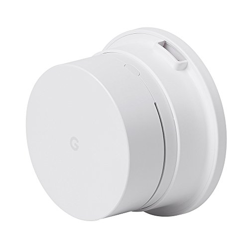 Wall-Mount-Holder-Ceiling-Mount-Bracket-for-Google-Wifi-ABS-White-1-Pack