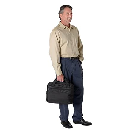 0cd16e89525a Kensington Triple Trek Top-Loading Briefcase for 13 to 14-Inch Ultrabooks  (K62589AM)