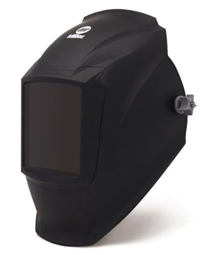 Passive Welding Helmet, Black, Classic MP-10, 8 to 12 Lens Shade by Miller Electric