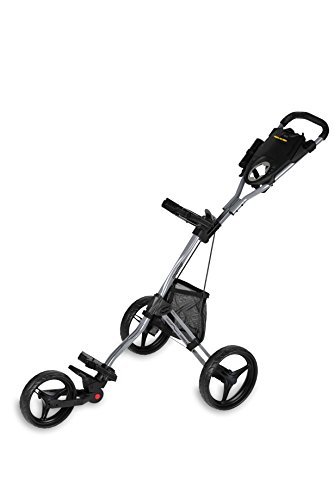 (Bag Boy Golf Express DLX Pro Cart (Silver/Black, ) )