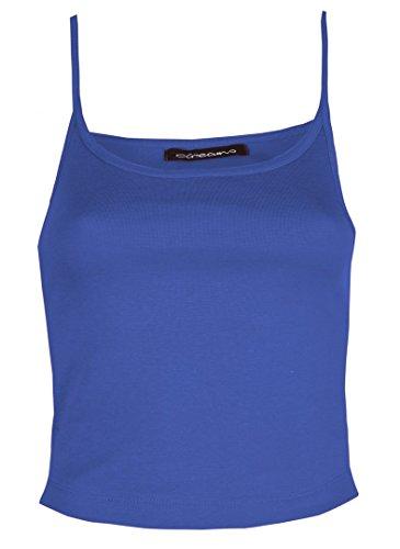 Love Lola - Camiseta sin mangas - para mujer Azul