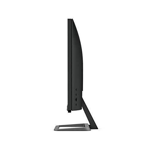 """BenQ EW2780Q IPS Entertainment Monitor with HDMI connectivity HDR Eye-Care Integrated Speakers and Custom Audio Modes, Black, 27"""" QHD IPS HDR SPK"""