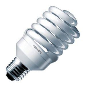 Philips 414078 - EL/mdT2 23W 5K Twist Medium Screw Base Compact Fluorescent Light Bulb