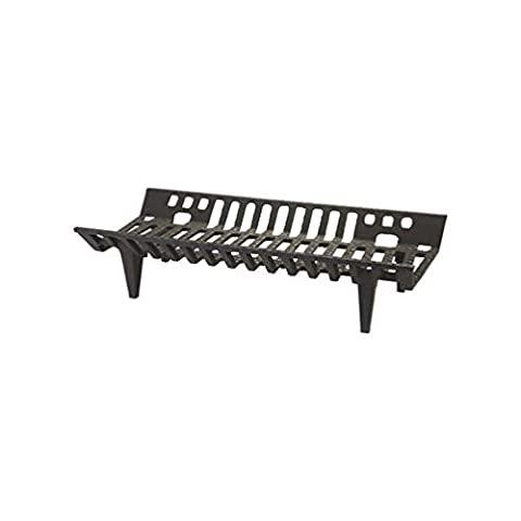 Cast Iron Fireplace Grate (327ML) (Cast Iron Fireplace Grate 27)
