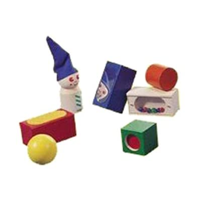 Haba Pixie Blocks (Discontinued by Manufacturer): Baby