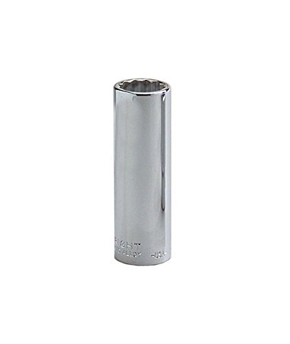 Wright Tool 4644 1-3/8 1/2 Drive 12-Point Deep Socket [並行輸入品] B078XLGYY4