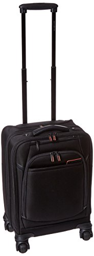 Price comparison product image Samsonite Pro 4 DLX Upright Mobile Office PFT, Black, One Size
