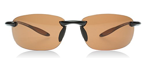 Serengeti Nuvola Polar Sunglasses,Shiny Brown with Drivers - Serengeti Men Sunglasses