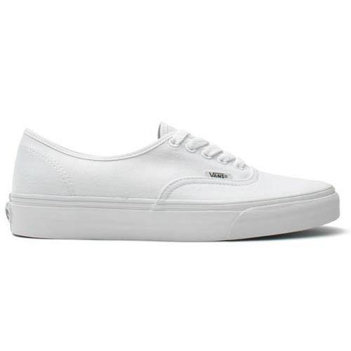 Vans Unisex Authentic True White Sneaker - 5 from Vans