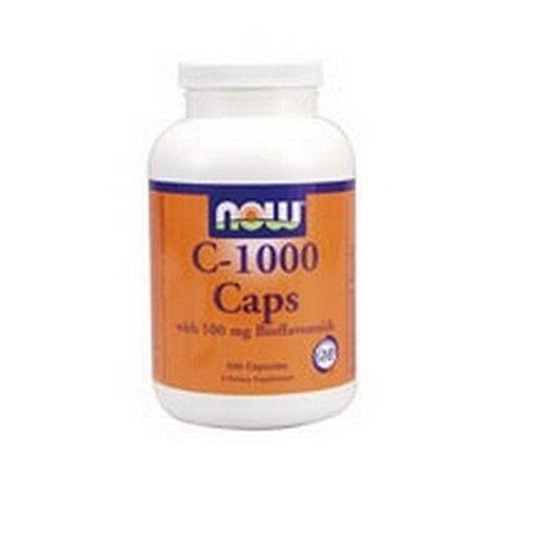 NOW Foods Vitamin C-1000, 500 capsules
