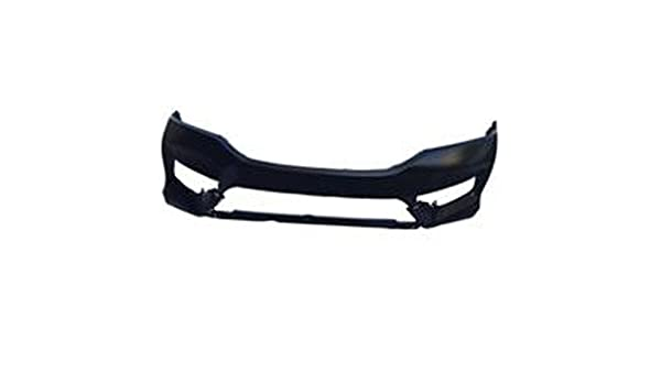 CPP HO1000302 Direct Fit Plastic Bumper Cover for 2016 Honda Accord