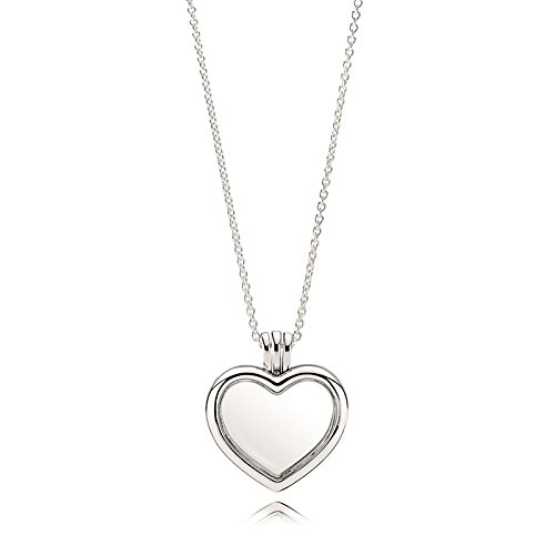 PANDORA Floating Heart Locket,
