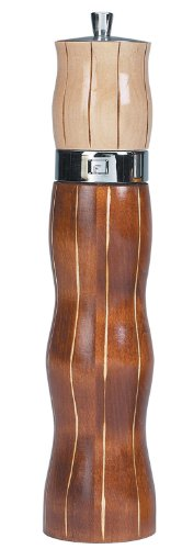 Art Pep (William Bounds Robert Wilhelm Pep Art Tulip 27804 Wooden Salt and Pepper Combo Mill, Natural and Mocha)