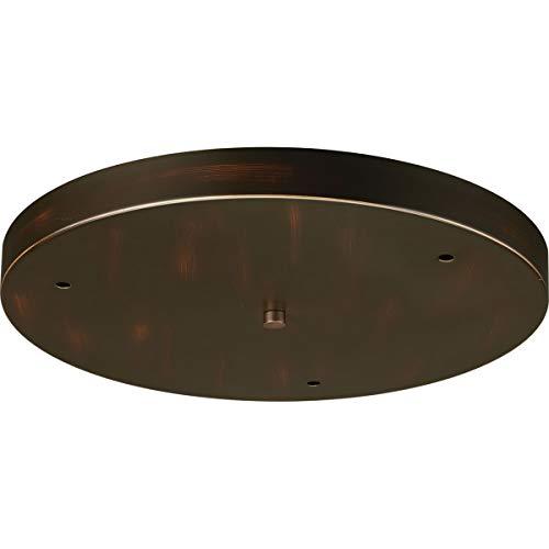Progress Lighting P8403-20 Traditional Casual Canopy Accessory, Antique Bronze