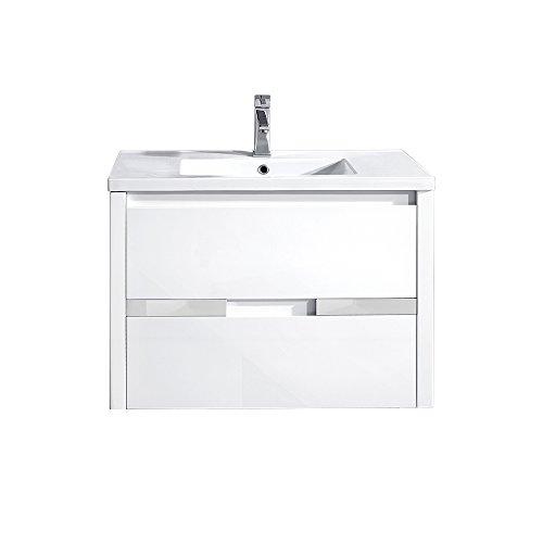 Ove Chiara 32flotante baño vanidad, 81,3cm