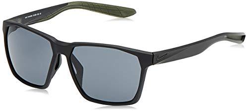 Nike EV1094-001 Maverick Frame Dark Grey Lens Sunglasses, Matte Black/Cargo Khaki/Black (Maverick Glass)