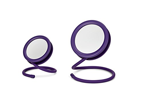 Joy Mangano Set of 2 Handy Hook Mirror, -