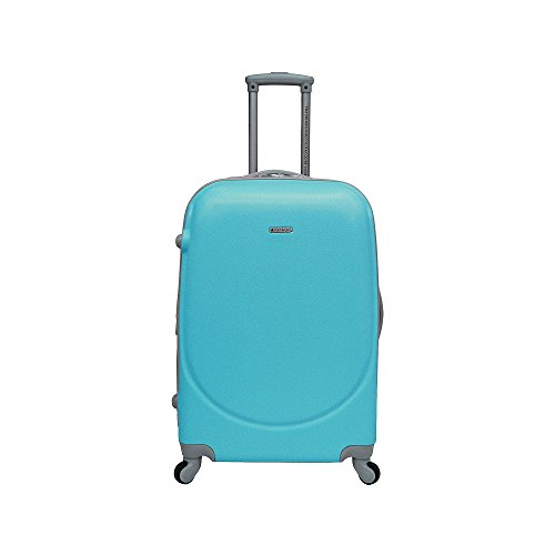 travelers-polo-racquet-club-barnet-24-inch-expandable-spinner-suitcase-neon-blue-one-size
