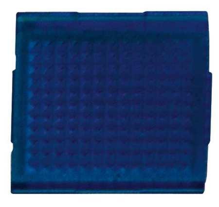Rocker Switch Lens Blue ()