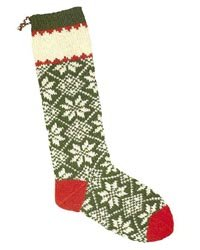 Christmas Stockings Knitting Kits; Scandinavian