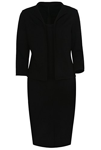 mother of the bride dresses and coat - 8