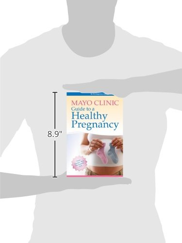 mayo clinic guide to a healthy pregnancy brisbane