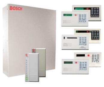 Bosch D2212BE Control Panel
