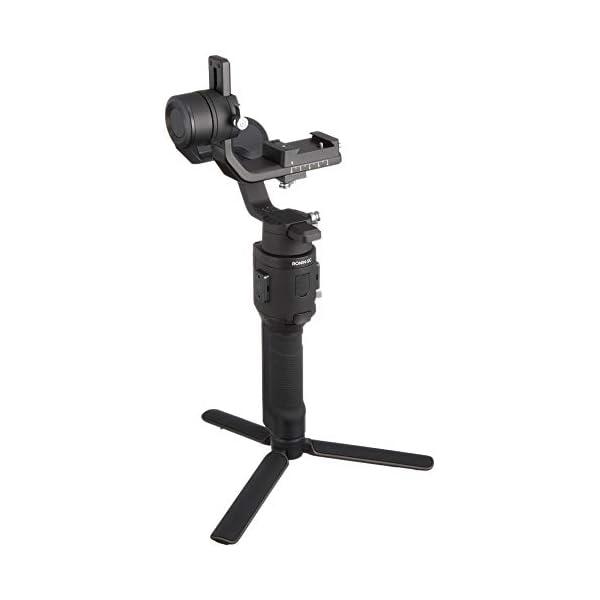 DJI Ronin SC Handheld Camera Gimbal (Black) | 360 Degree Movement 1