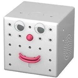 CLOCKMAN ID Alarm Clock (White)