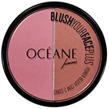 Blush, Océane, Marrom Terra