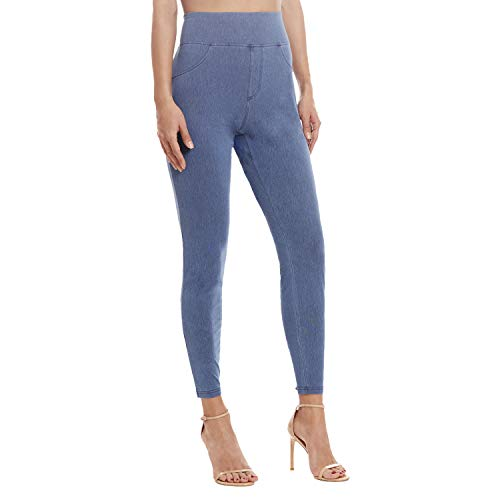 Leggings for Women - Premium Stretch Skinny Jeggings for Women - Women Jeggings