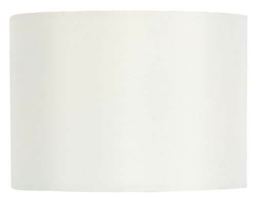 Upgradelights Eggshell Silk 4 Inch Wall Sconce Clip On Shield Lampshade