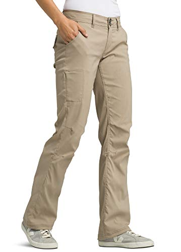 prAna - Women's Halle Roll-up, Water-Repellent Stretch Pants for...