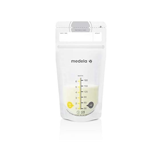 Medela Breastmilk Storage Bags, 50 Pieces
