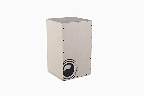 Ruach Hand Made Percussion Wooden Sit on Core Cajon (Meinl Professional Conga Bag)